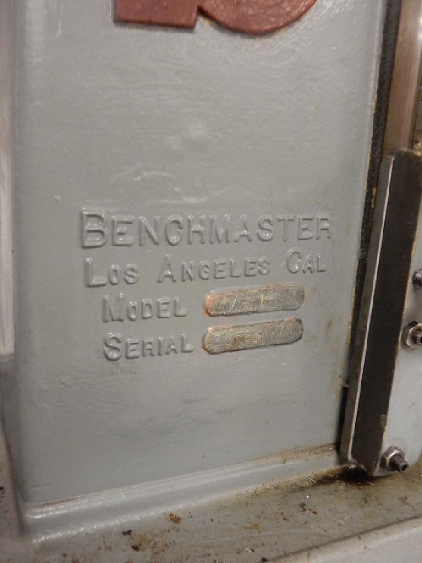 Benchmaster Machine Tools Milling Machine - 3