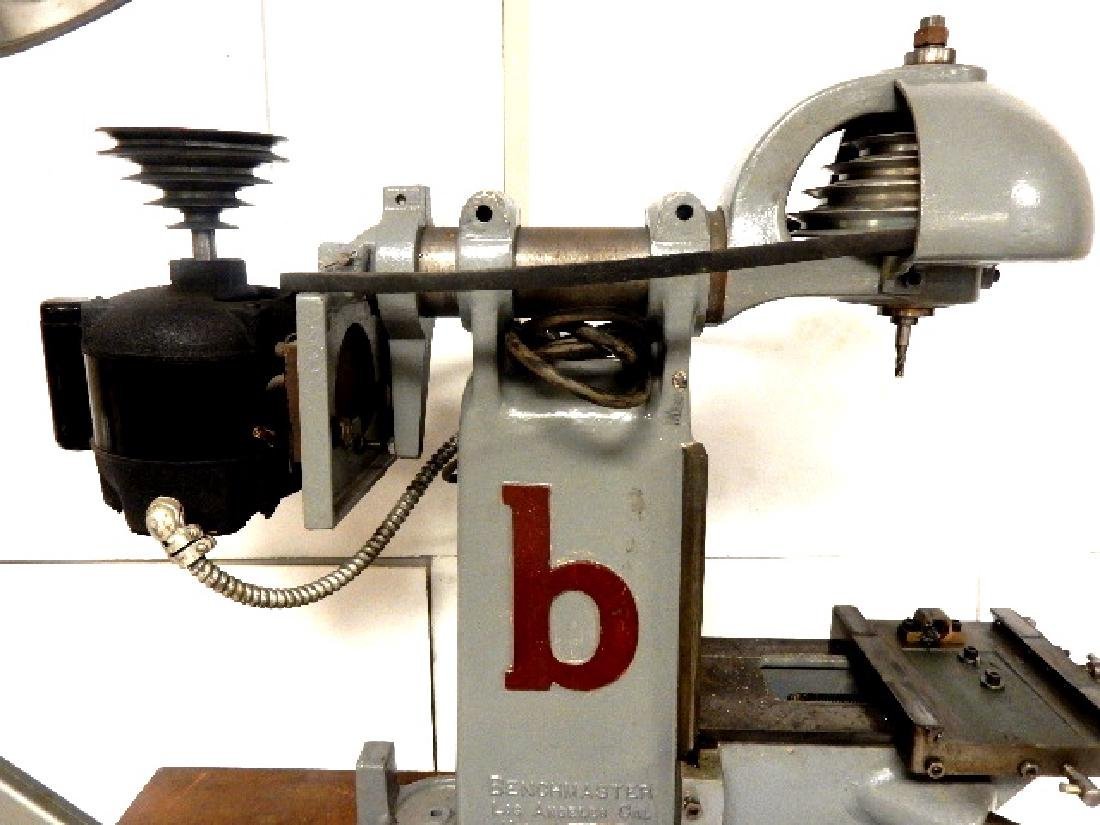 Benchmaster Machine Tools Milling Machine - 4