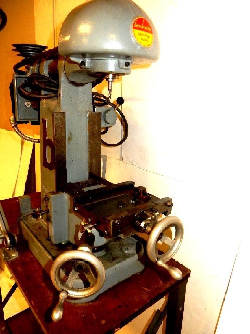 Benchmaster Machine Tools Milling Machine - 5