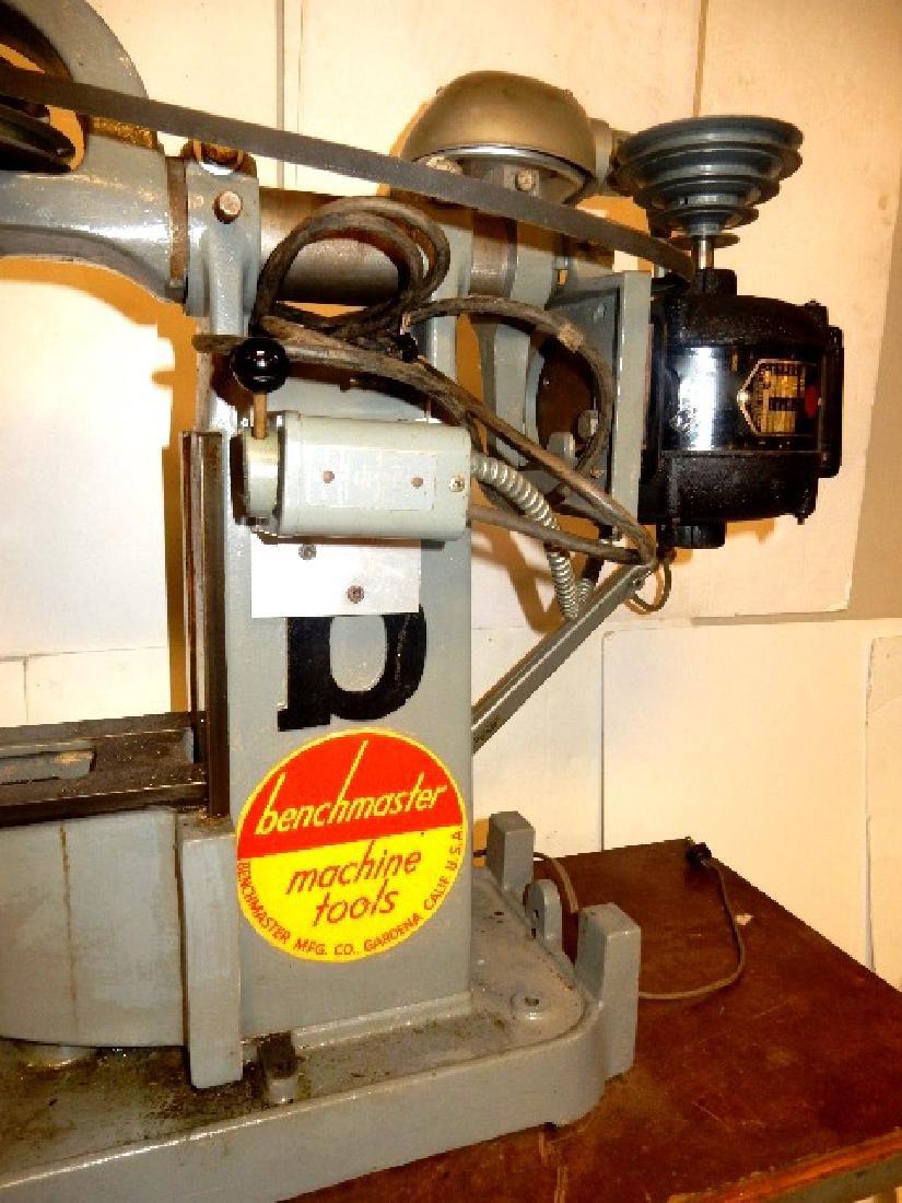 Benchmaster Machine Tools Milling Machine - 9