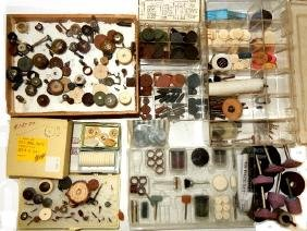 Assorted Grinder, Sanders and Dermal Tools