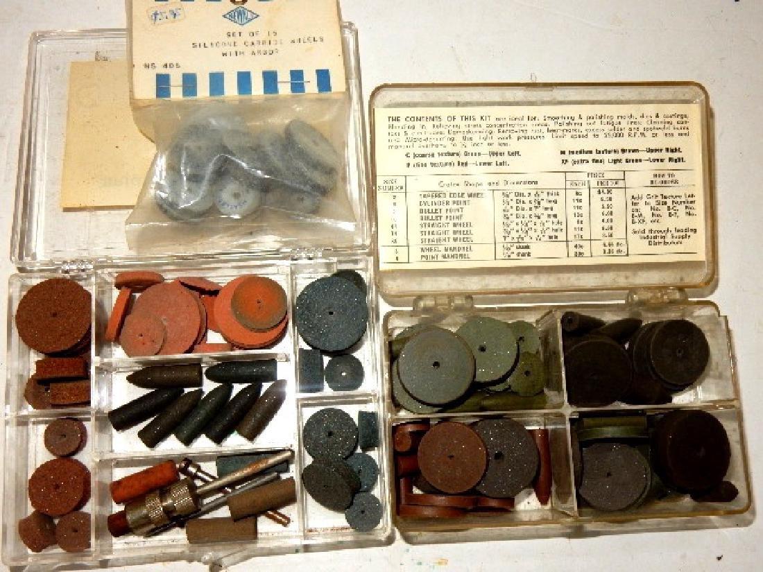 Assorted Grinder, Sanders and Dermal Tools - 5