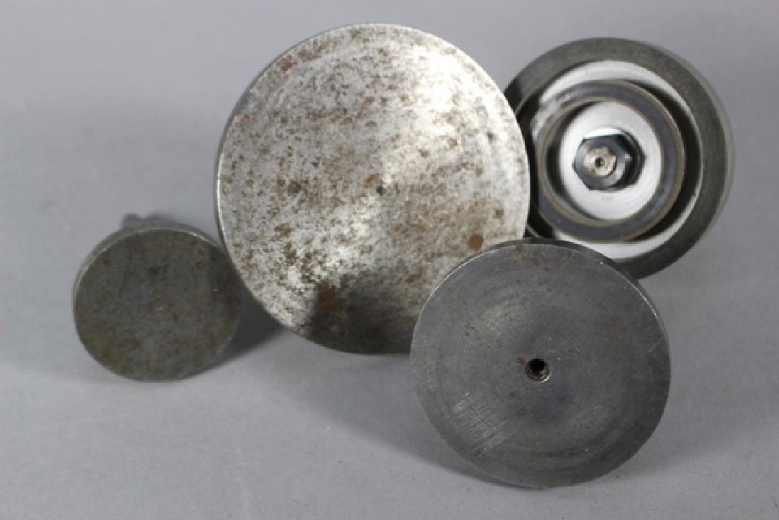 Assorted Machining Lathes, Chucks & Tools - 6