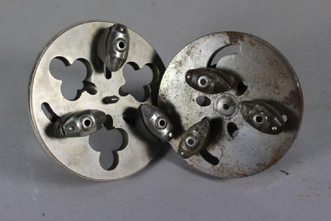 Assorted Machining Lathes, Chucks & Tools - 8