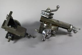 Schaublin Machining Watchmaker's Lathe Tools