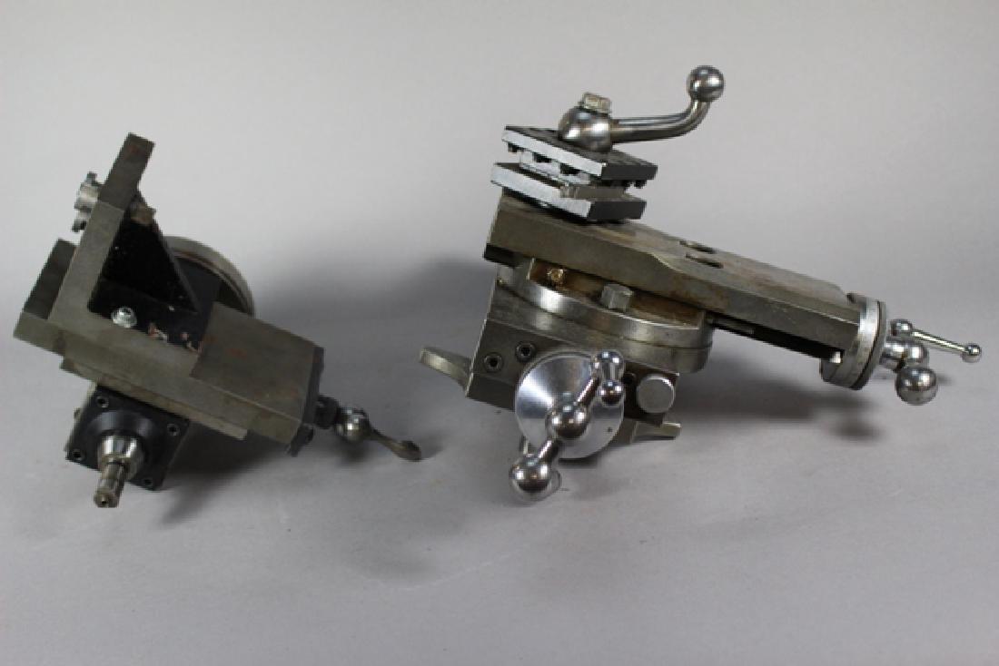 Schaublin Machining Watchmaker's Lathe Tools