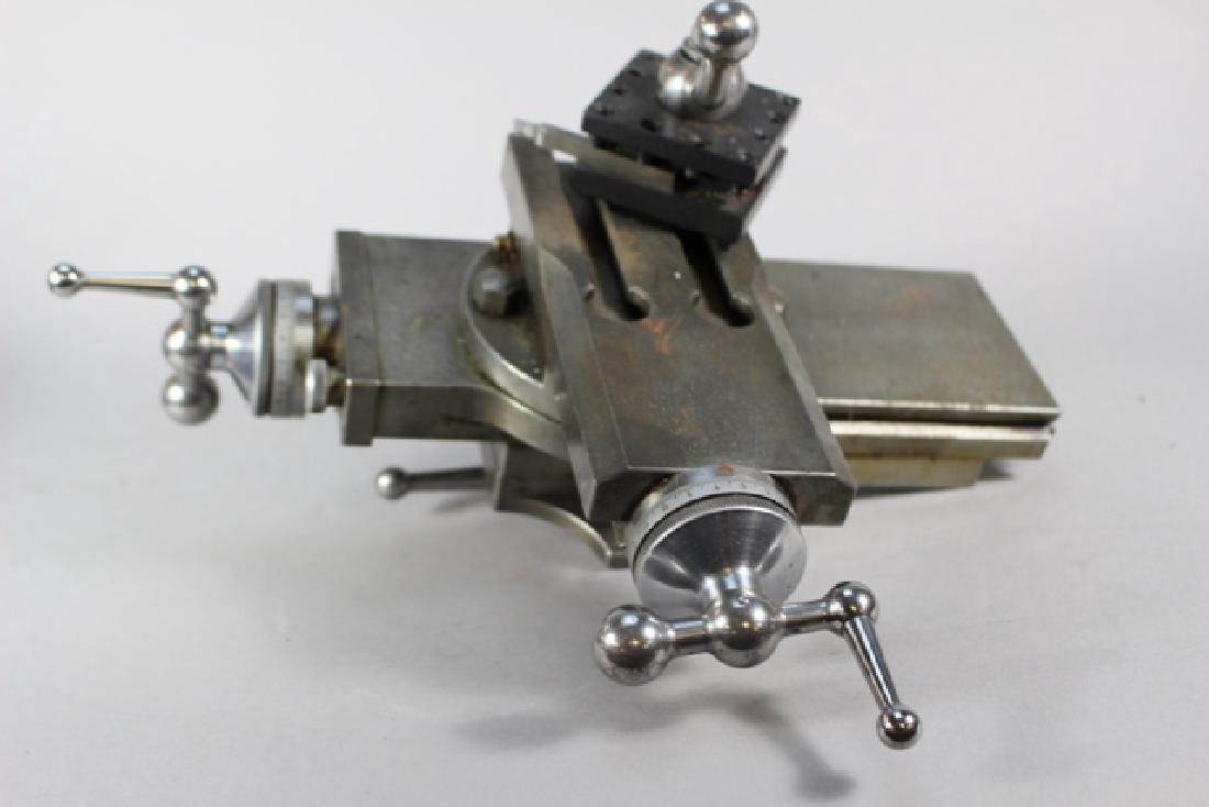 Schaublin Machining Watchmaker's Lathe Tools - 2