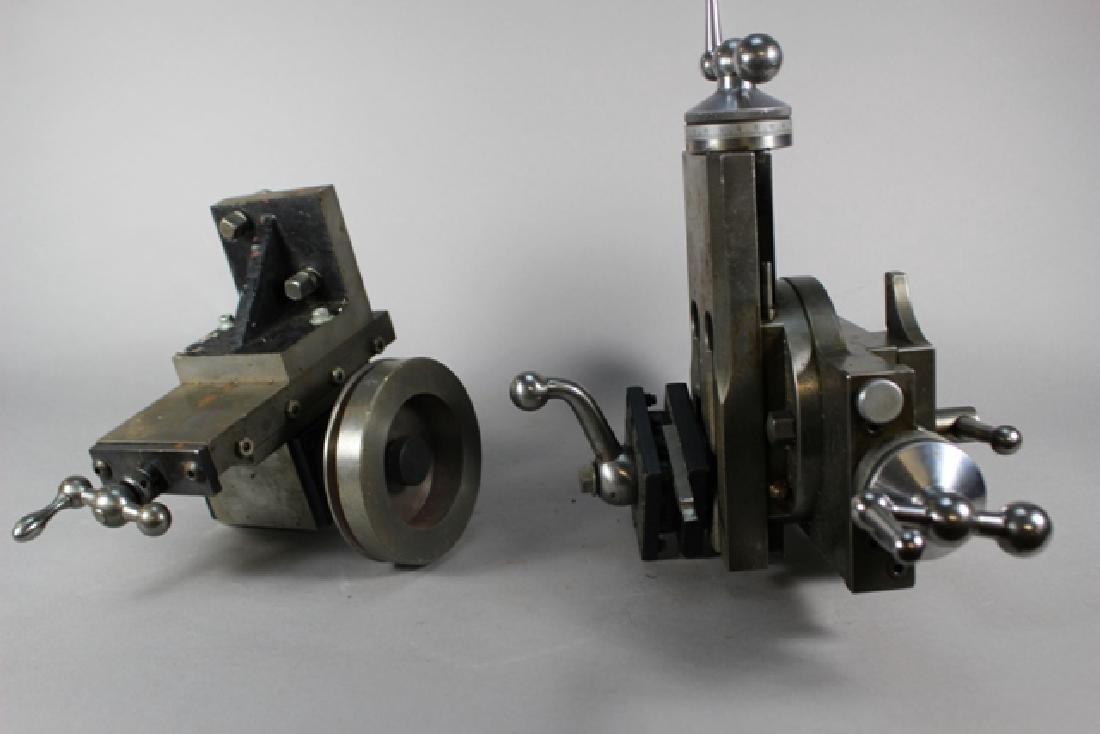 Schaublin Machining Watchmaker's Lathe Tools - 4