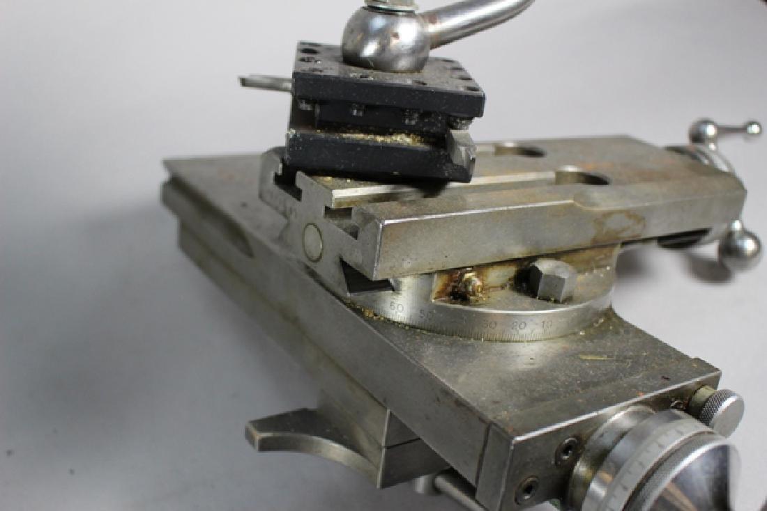 Schaublin Machining Watchmaker's Lathe Tools - 5