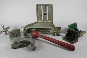 Lot of Machining Tools