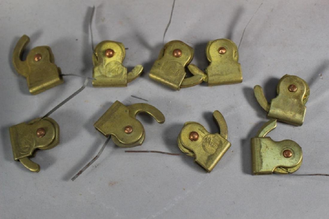 Collection of Clock Gears and Pendulum Pieces - 4