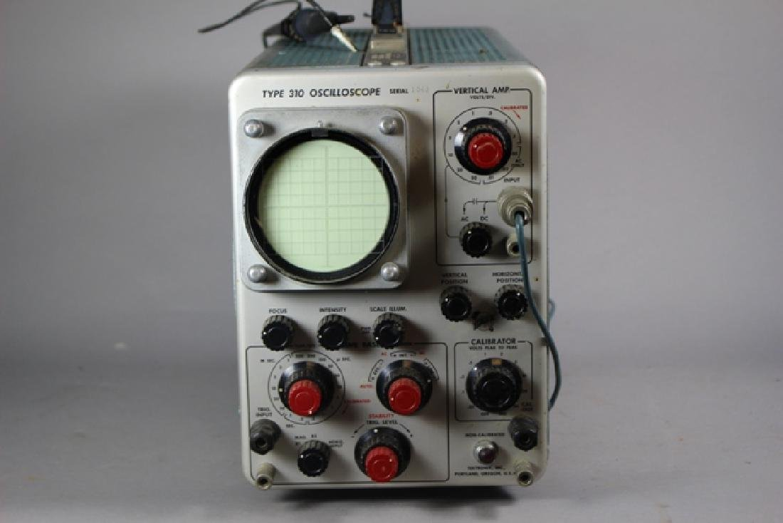 Tektronics Type 310 Oscilloscope
