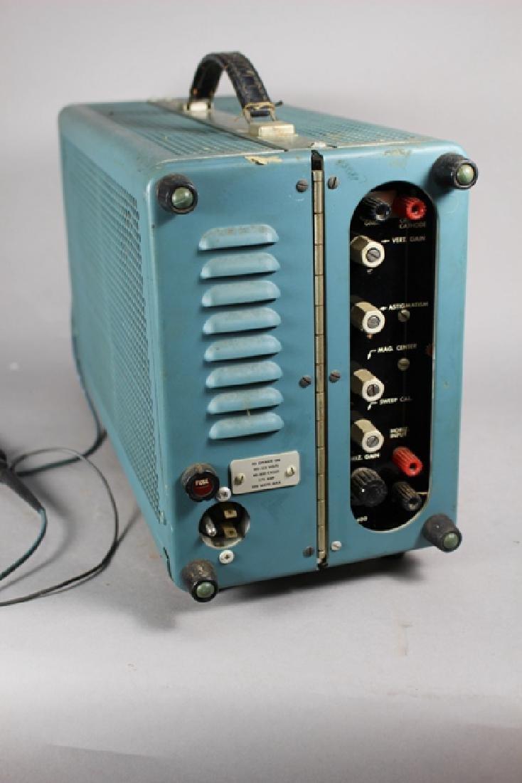 Tektronics Type 310 Oscilloscope - 7