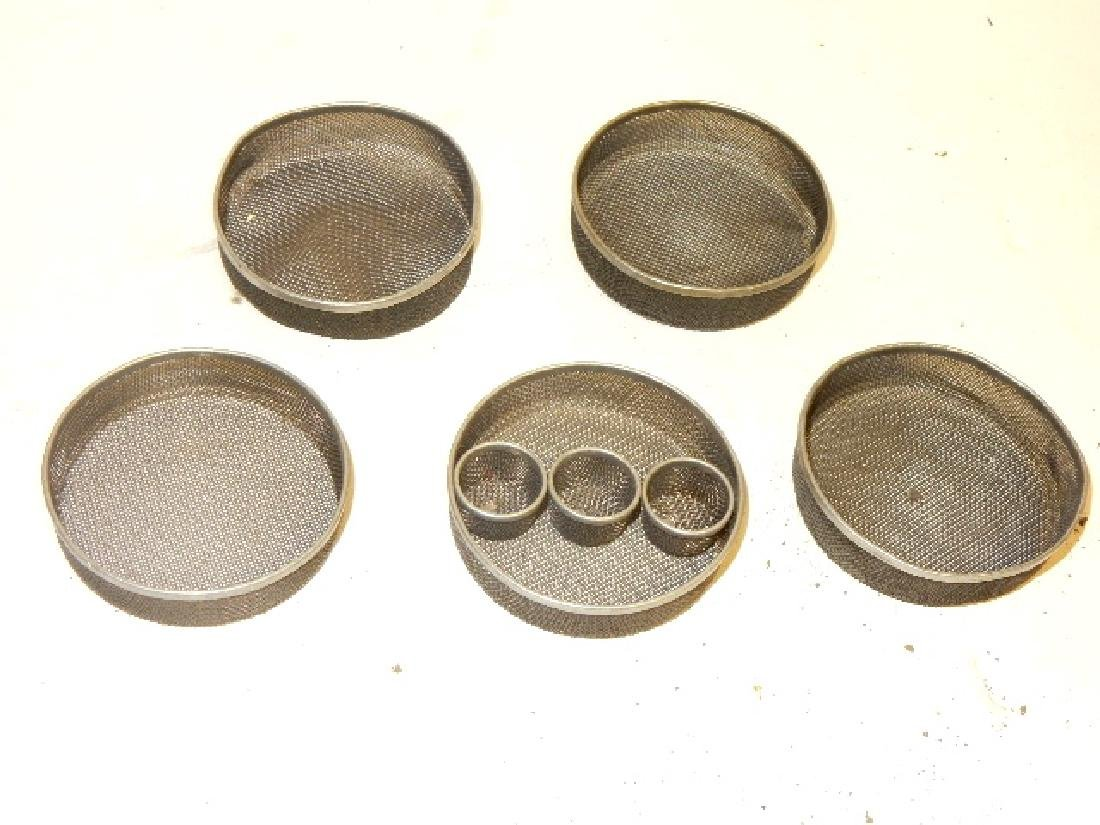 Lot of Cleaning and Screening Pans & Trays - 7