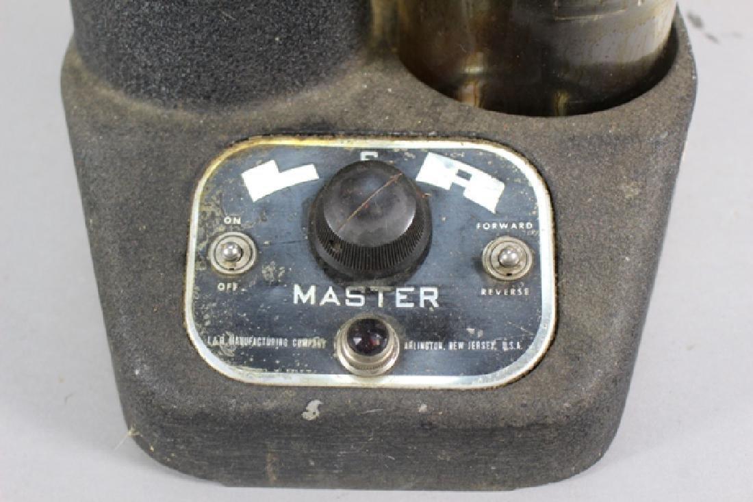 L&R MASTER Watch Cleaning Machine - 2