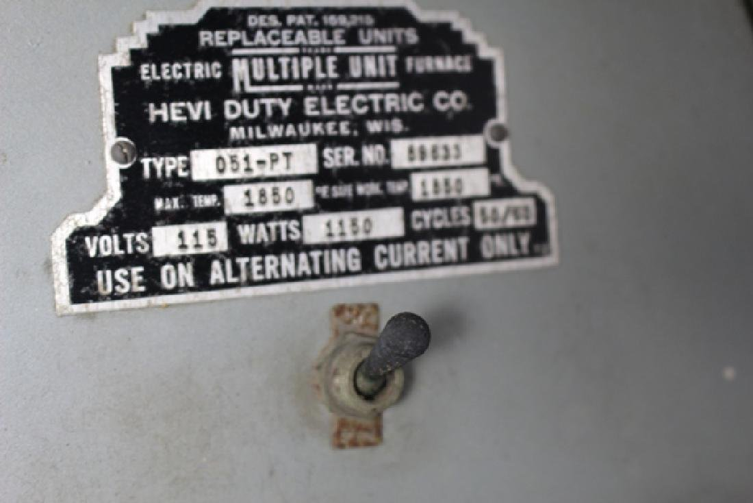 Hevi Duty Electric Furnace Type 051-PT - 6