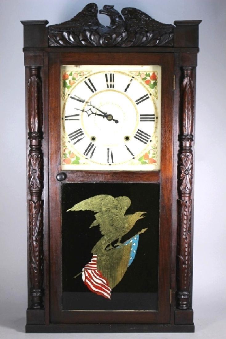 Riley Whiting Shelf Clock
