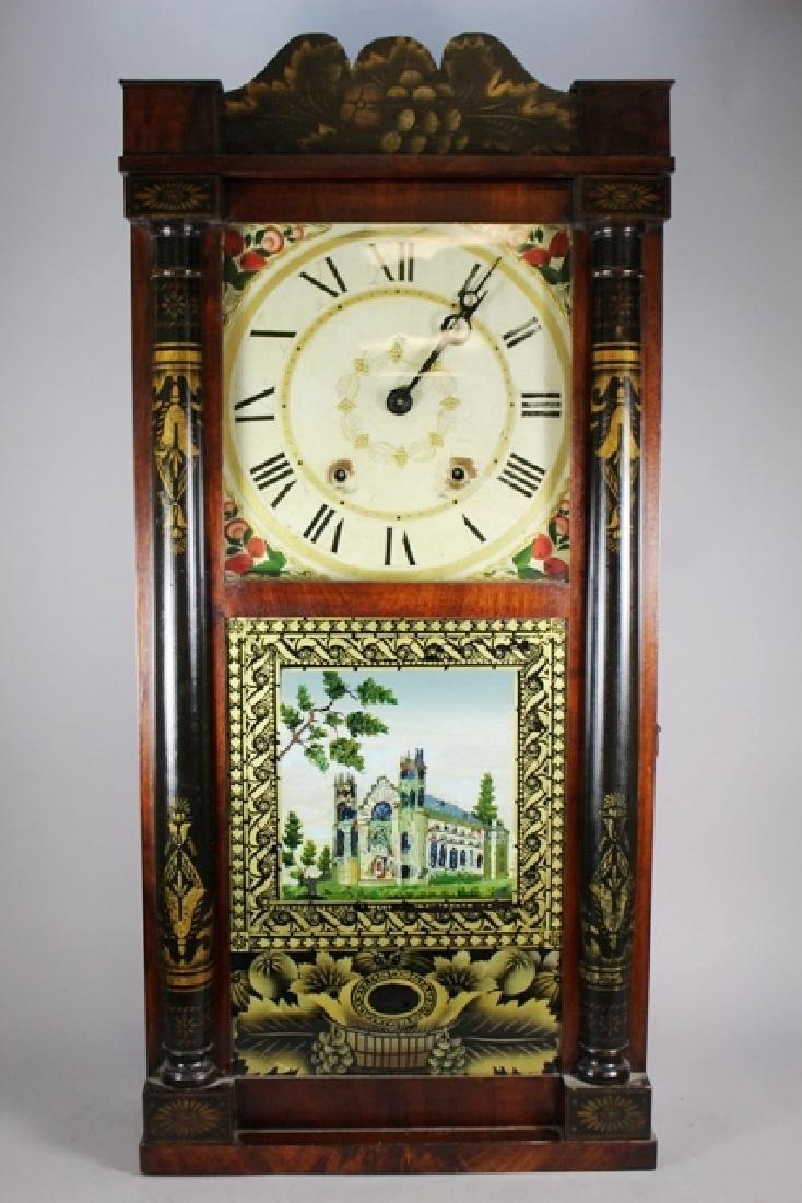 Eli Terry Shelf Clock