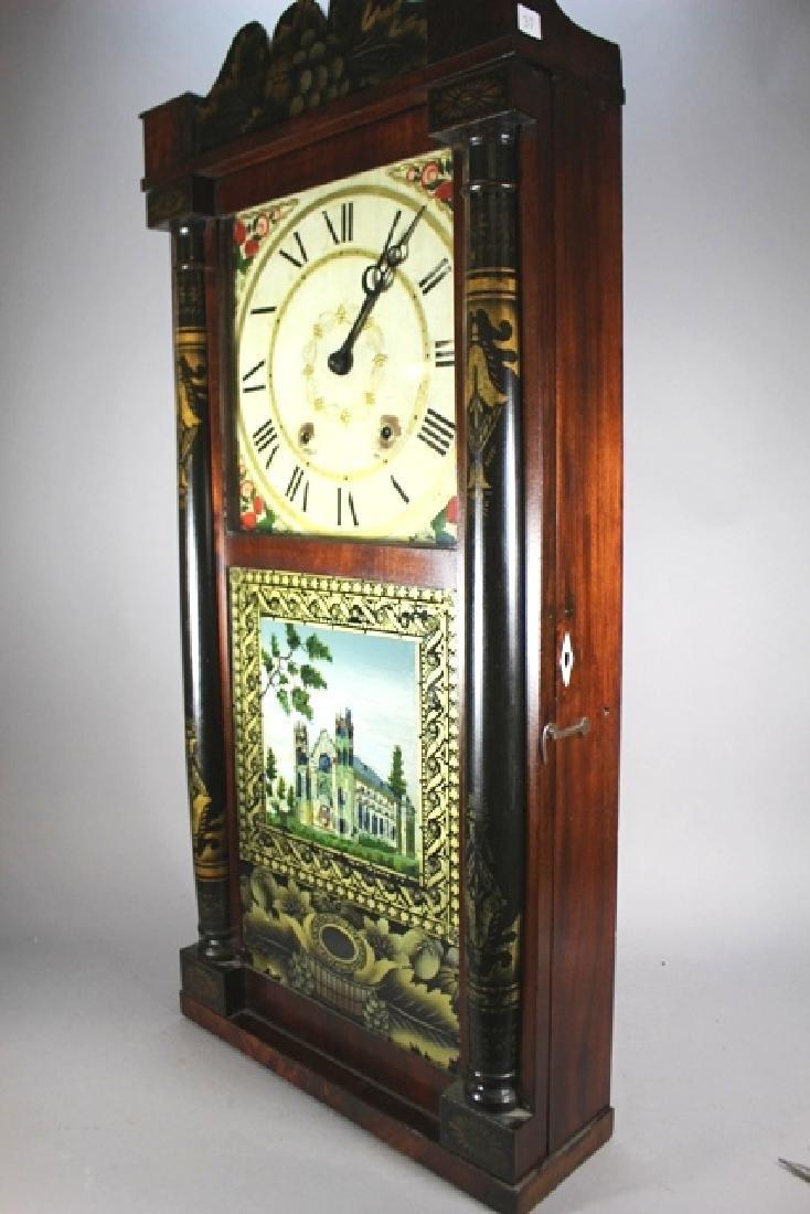 Eli Terry Shelf Clock - 7