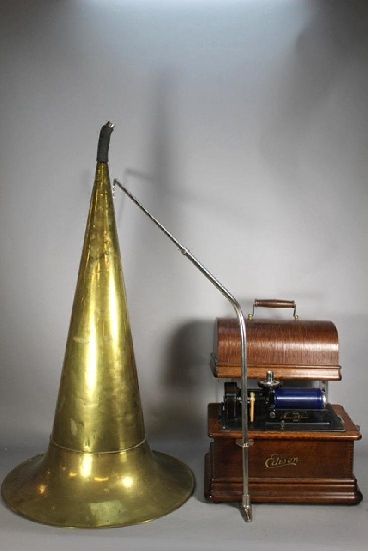 Edison Standard Phonograph Combination Type Model E - 2