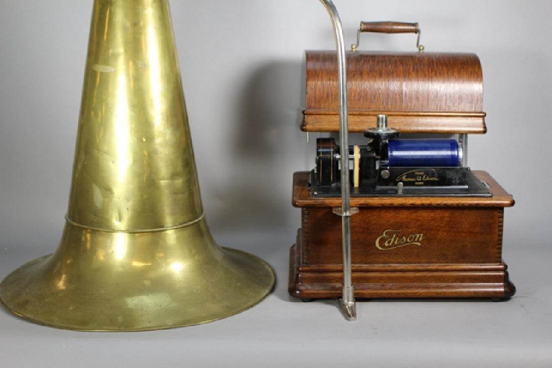 Edison Standard Phonograph Combination Type Model E - 3