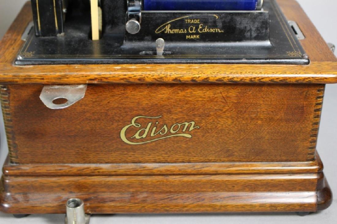 Edison Standard Phonograph Combination Type Model E - 4