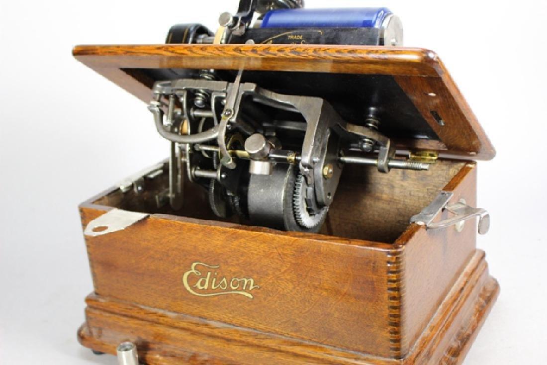 Edison Standard Phonograph Combination Type Model E - 7