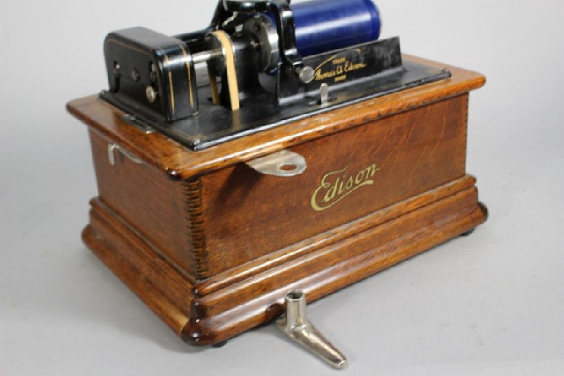 Edison Standard Phonograph Combination Type Model E - 9