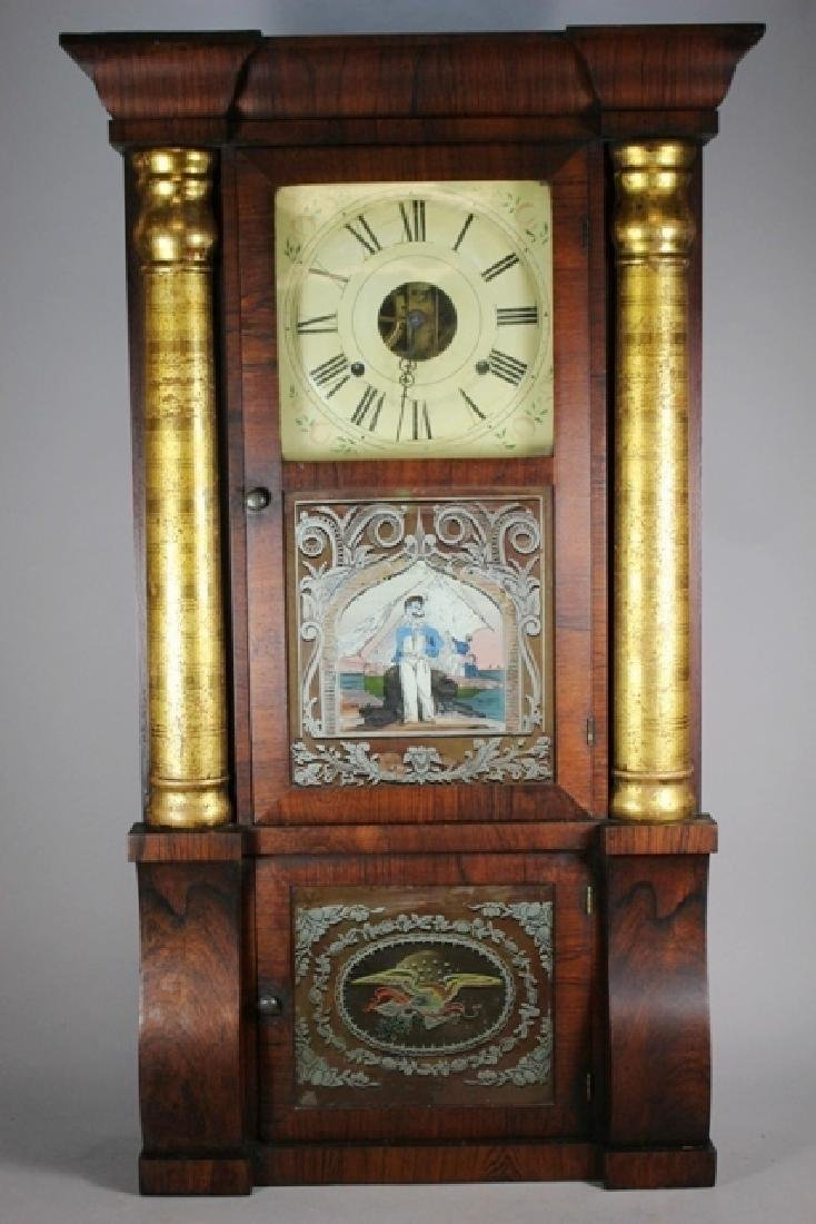 Seth Thomas Nautical Shelf Clock