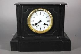 Samuel Marti et Cie French Slate Mantel Clock