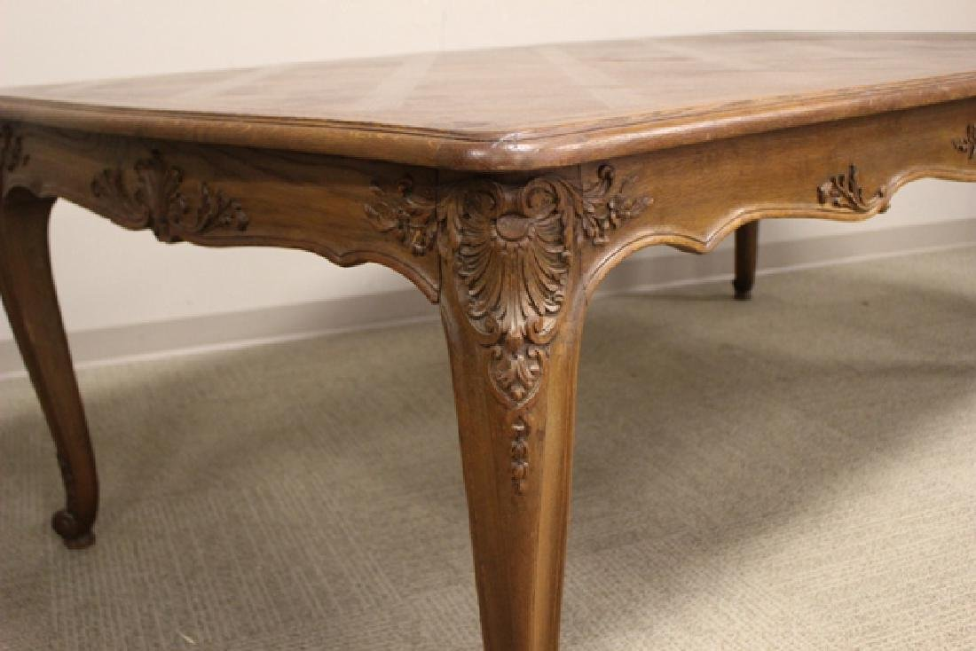 20th Century Country French Dining Table - 4