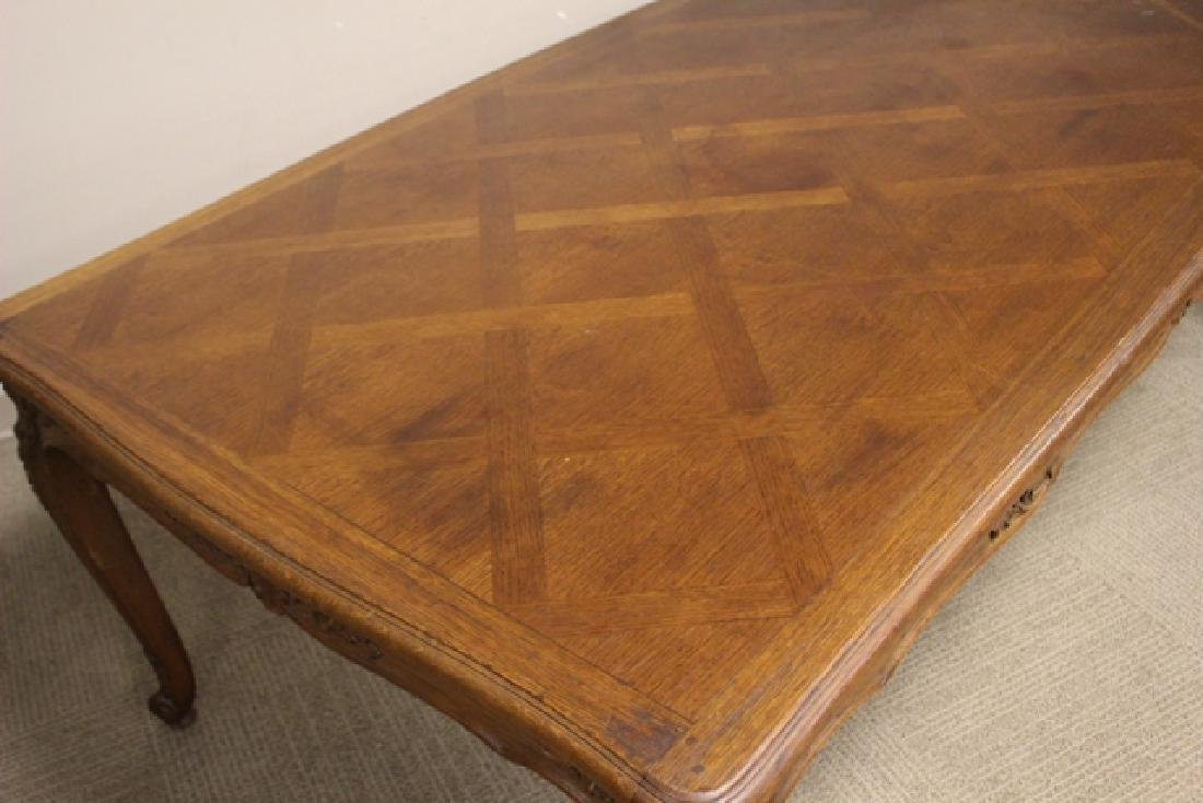20th Century Country French Dining Table - 5