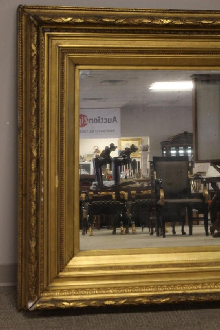 19th century Gilded Gesso Mirror - 3