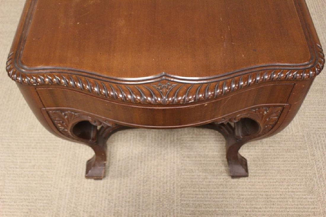 Ca. 1910 Mahogany Library Table - 8