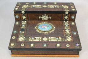 19th Century Victorian  Lap Desk