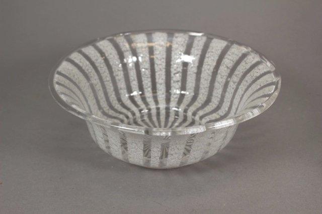 Zellique Studios Art Glass Jardiniere and Bowls - 4