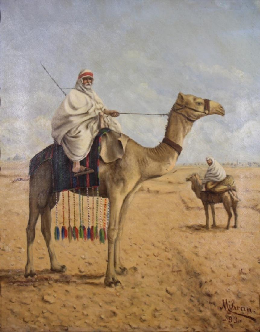 Mihran Kevork Serailan (American, 1867-1957) - 2