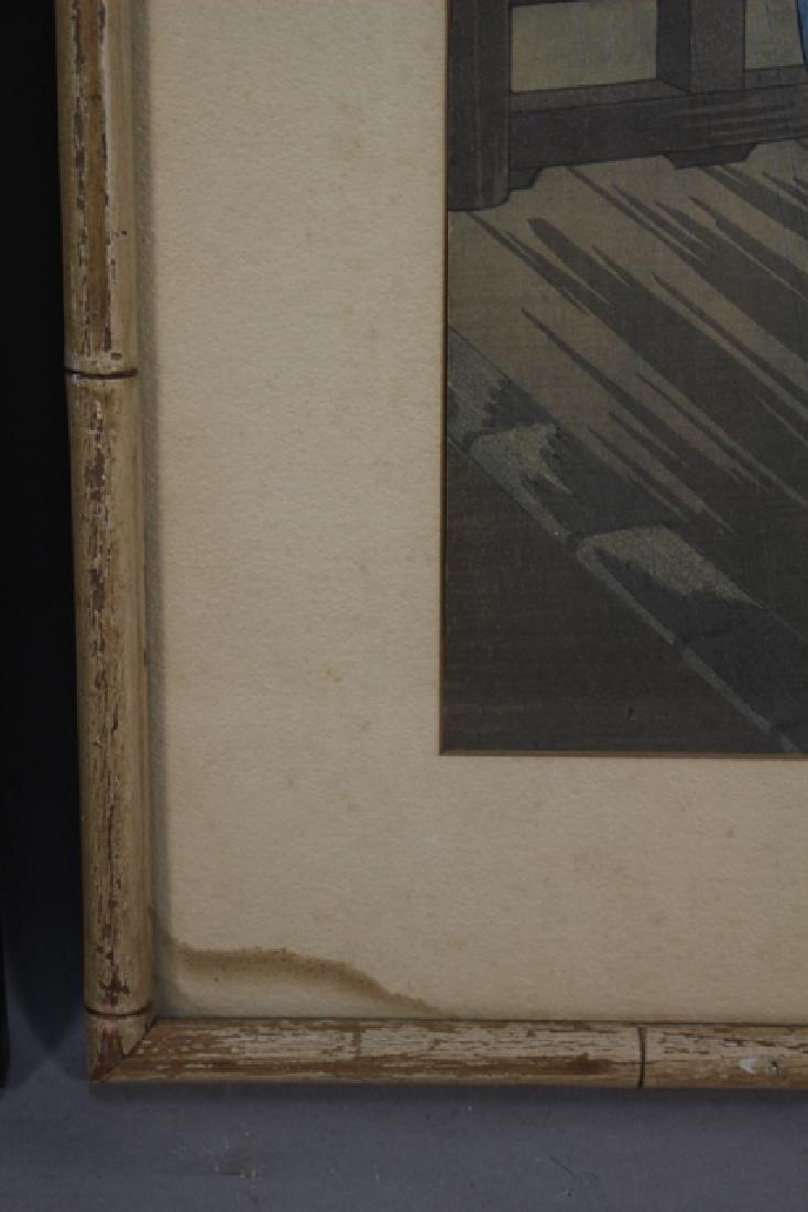 Japanese Ukiyo-e Wood Block Prints - 4