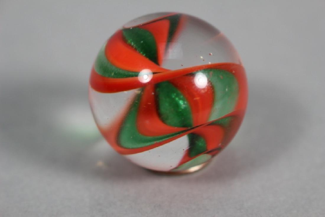 Ferguson and Other Vintage Spiral Marbles - 2