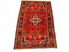 Semi Antique Persian Kashan Carpet