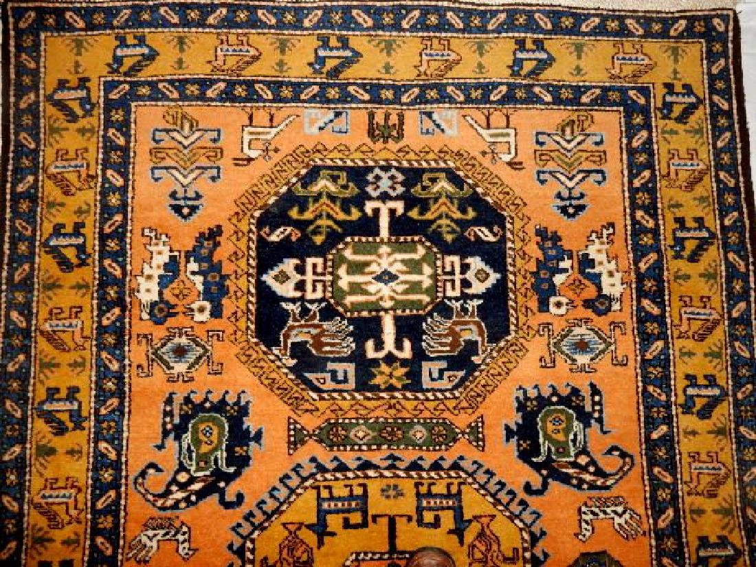 Stunning Semi-Antique Persian Kazak  - 2