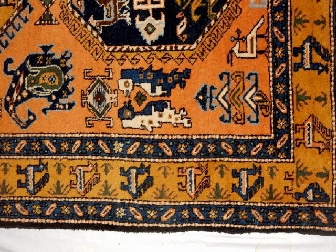 Stunning Semi-Antique Persian Kazak  - 5