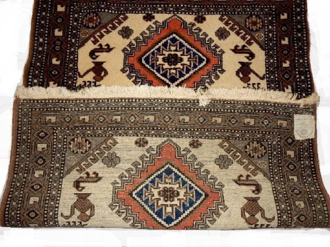 Kazak Tribal Caucasian Carpet 20th.C. - 4