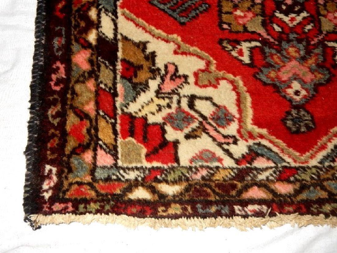 Semi Antique Persian Rug - 3