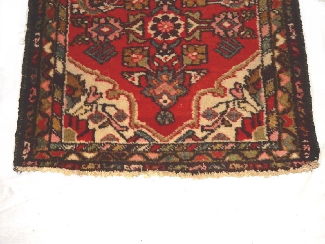 Semi Antique Persian Rug - 4