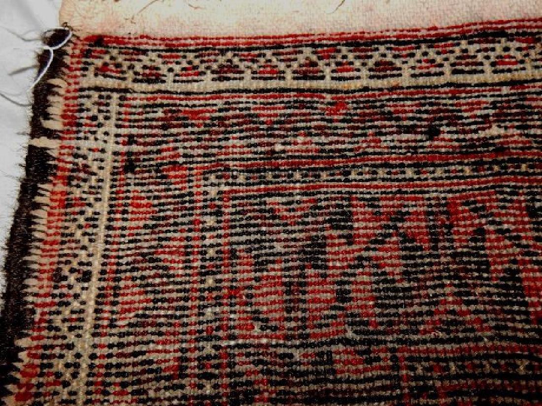 Semi Antique Persian Rug - 6