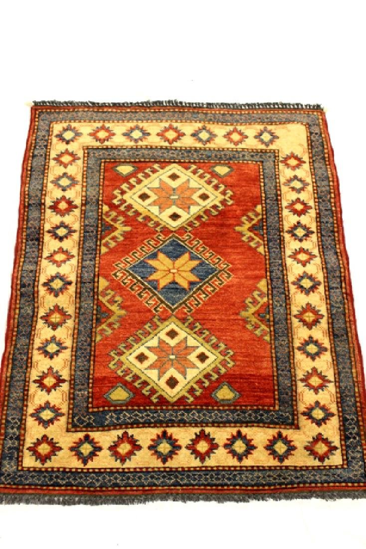 Late 20th century hand knotted area rug