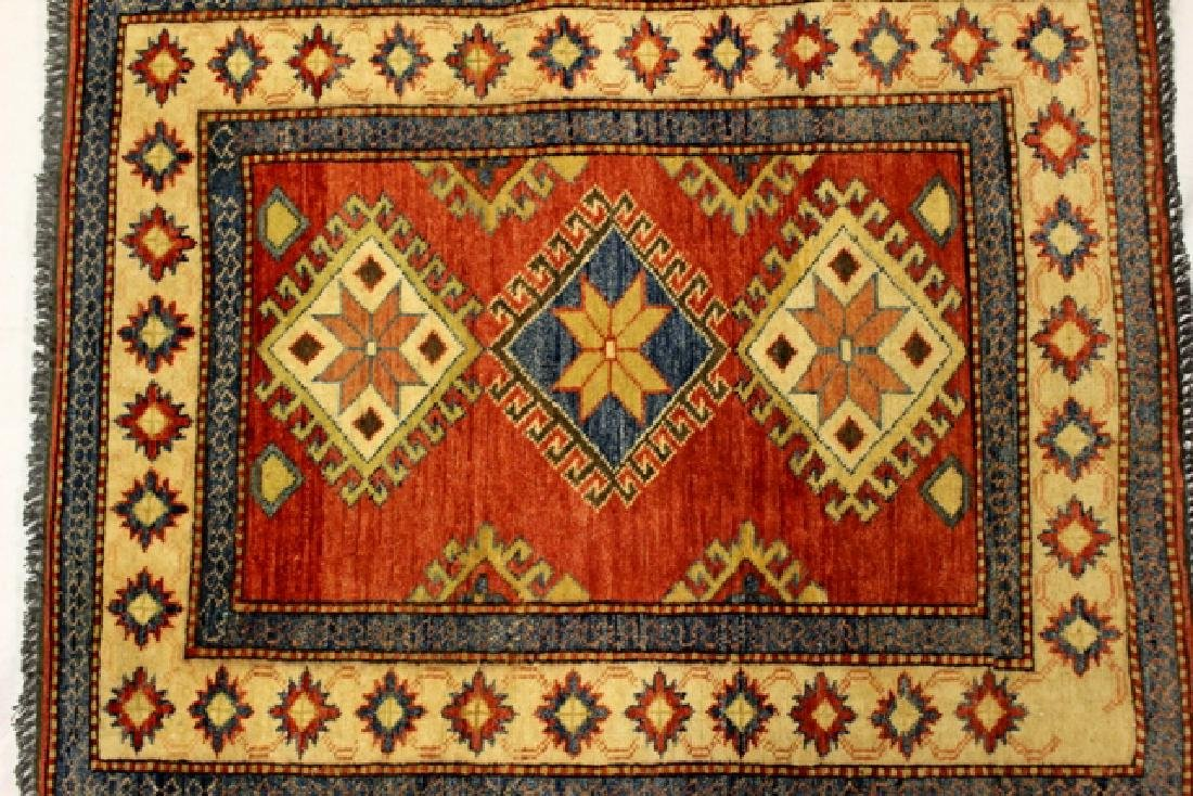 Late 20th century hand knotted area rug - 3