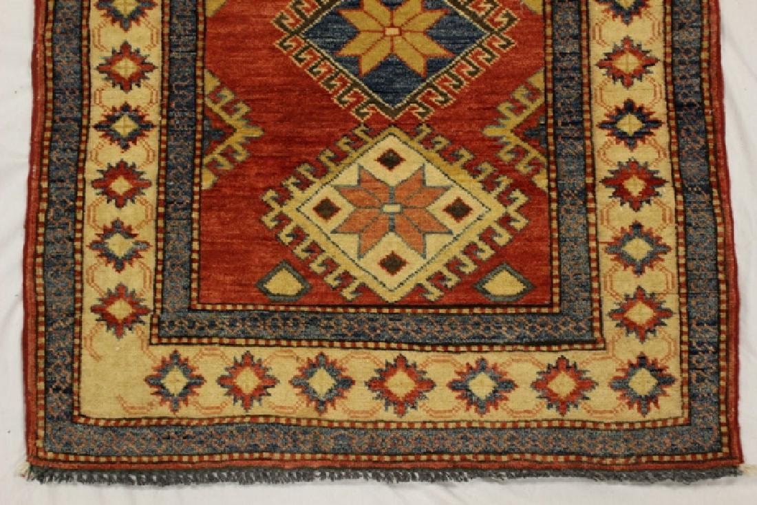 Late 20th century hand knotted area rug - 4