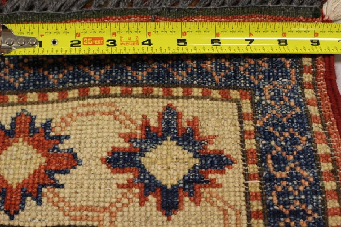 Late 20th century hand knotted area rug - 8